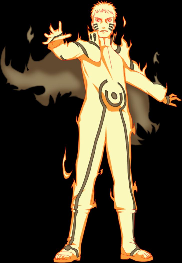 Naruto Narutouzumaki Chakra Narutoshippuden Boruto.