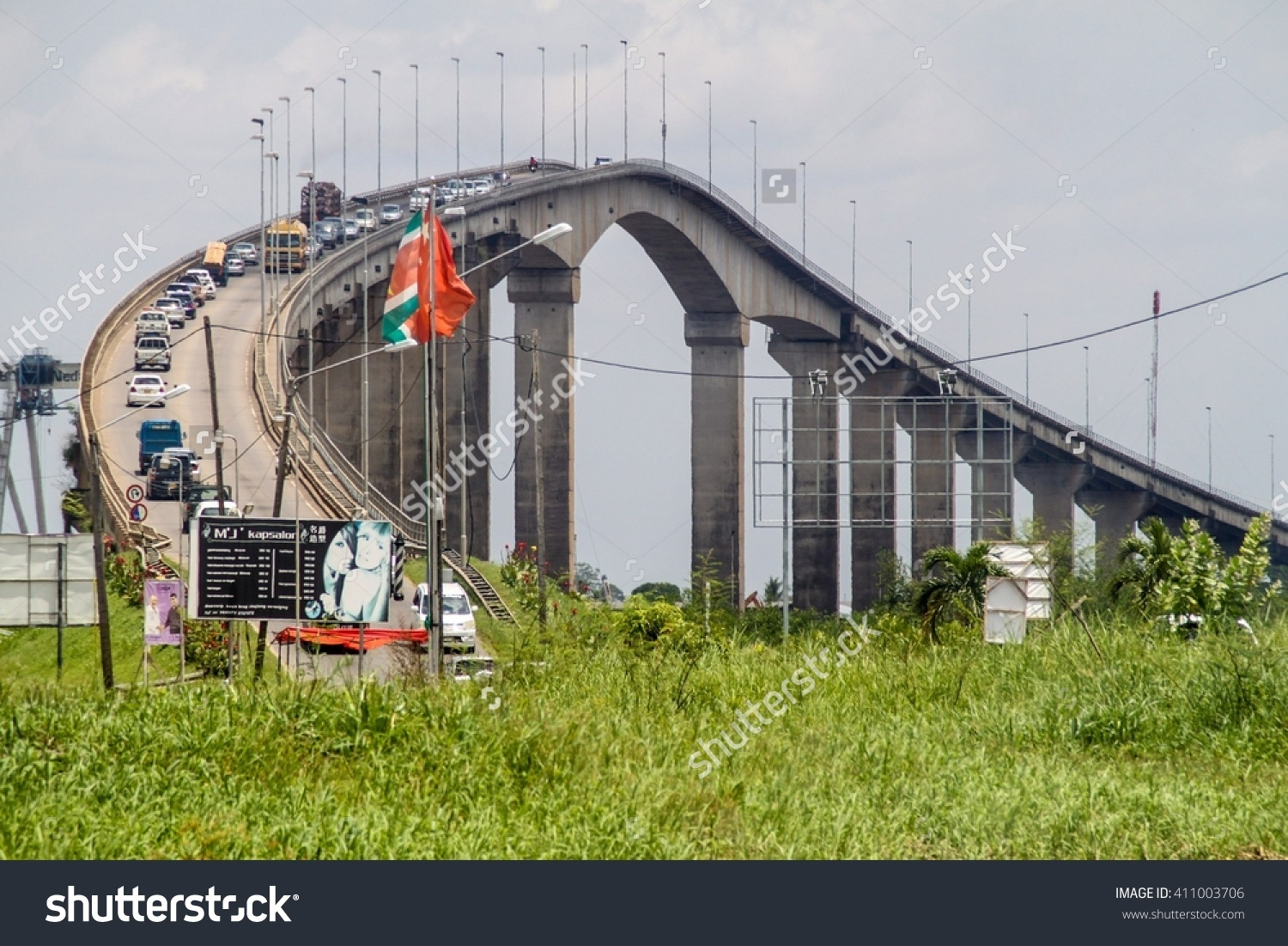 Paramaribo Suriname August 6 2015 Jules Stock Photo 411003706.