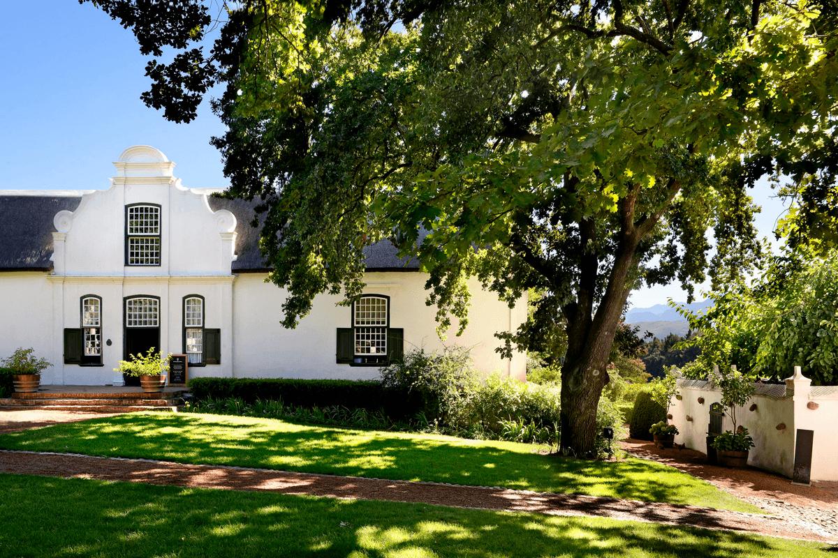 Stellenbosch Farm.