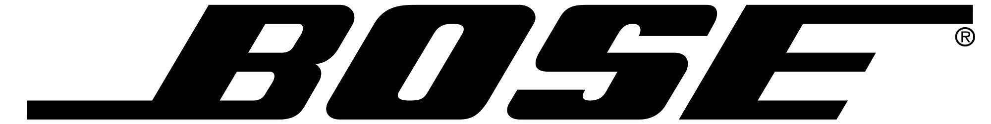 Bose Logo transparent PNG.