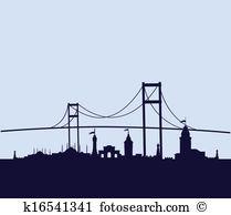 Bosporus Clipart EPS Images. 204 bosporus clip art vector.