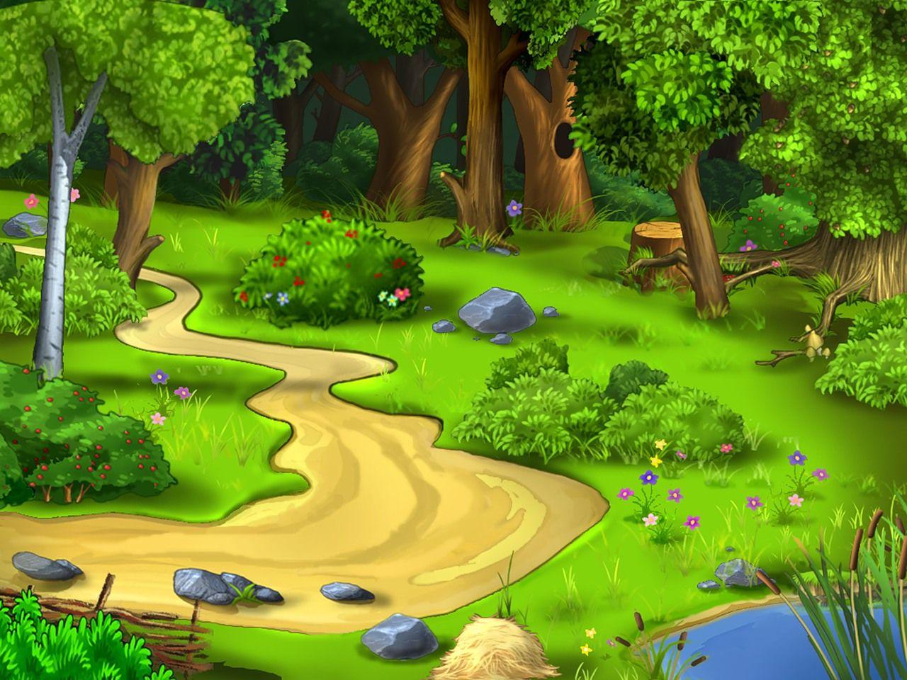 Free Dirt Road Clipart el bosque, Download Free Clip Art on Owips.com.