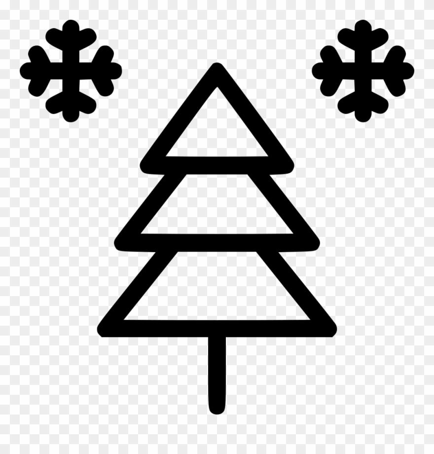Snow Tree Xmas Comments.
