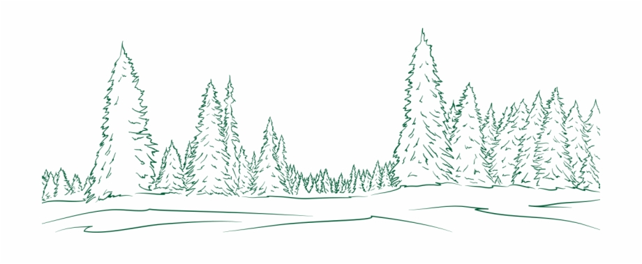 Evergreen Snow Capped Transparent & Png Clipart Free.