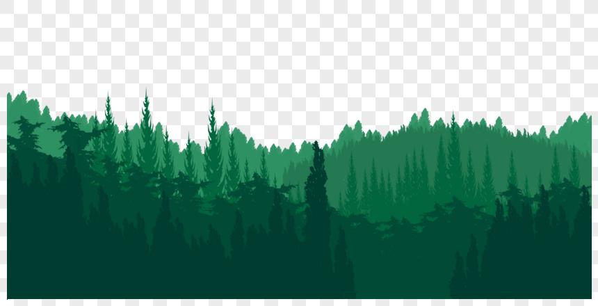 bosque verde Imagen Descargar_PRF Gráficos 400203927_PNG Imagen.