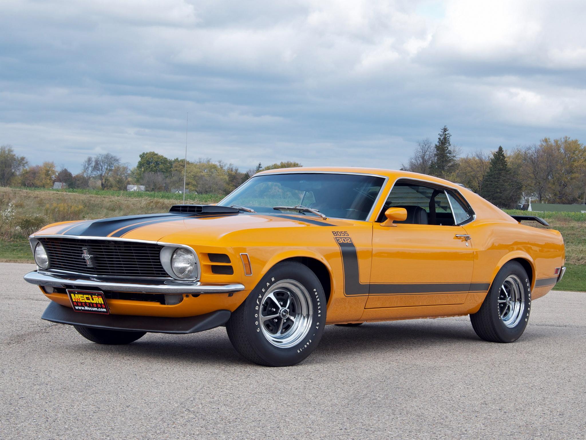 Boss 302 1970.