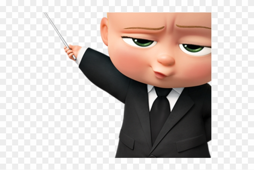 The Boss Baby Clipart Transparent.