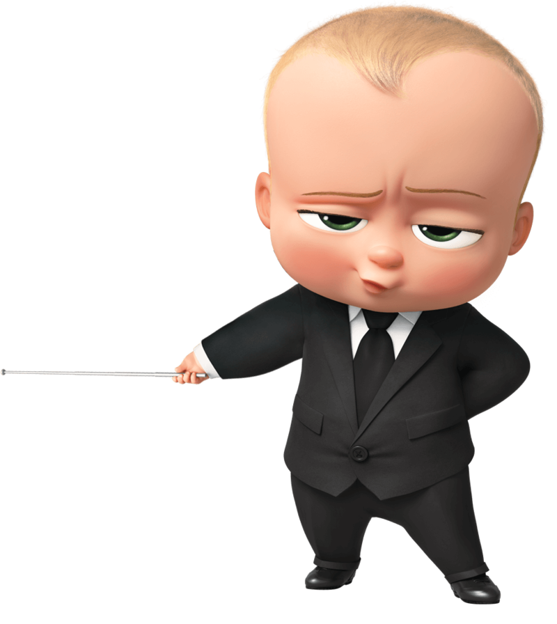 Download Free png The Boss Baby Clipart.