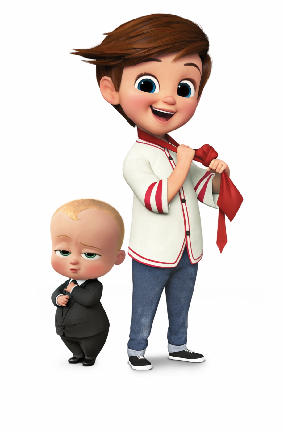 Boss Baby Clipart Girl.