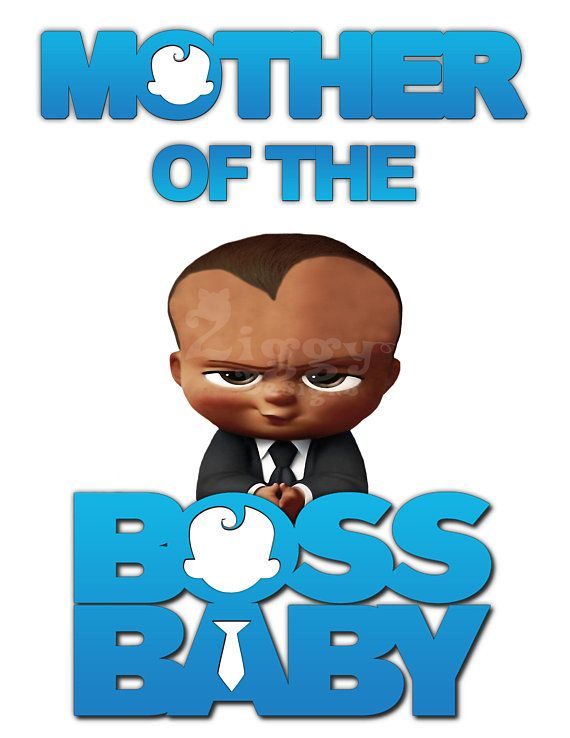 Brother of the Boss baby,The Boss Baby African.