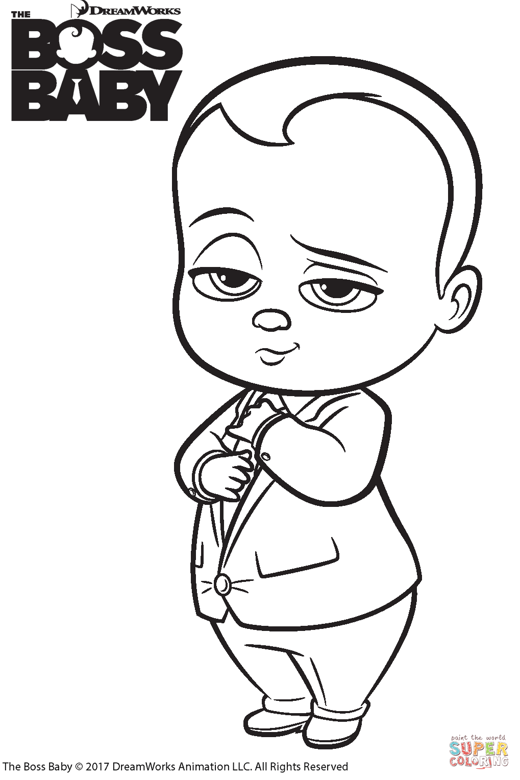 Baby Images Coloring Pages.