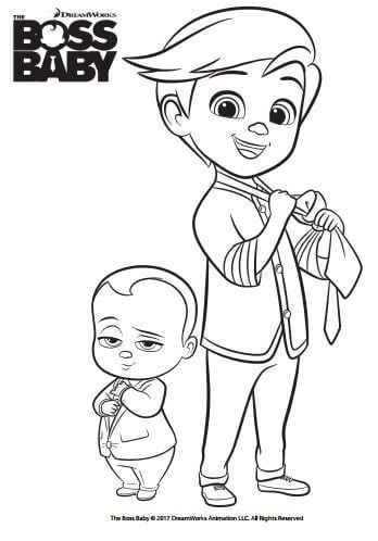 The Boss Baby Movie Night Ideas.