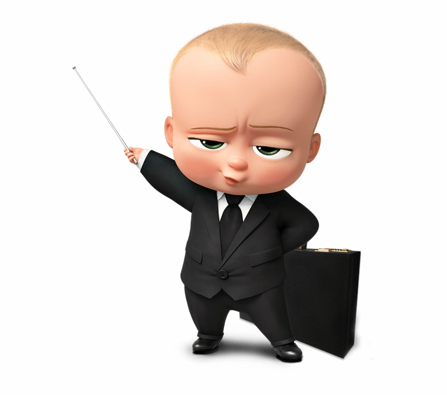 The Boss Baby Transparent Png.