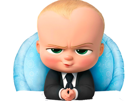 Download The Boss Baby PNG Transparent Image.