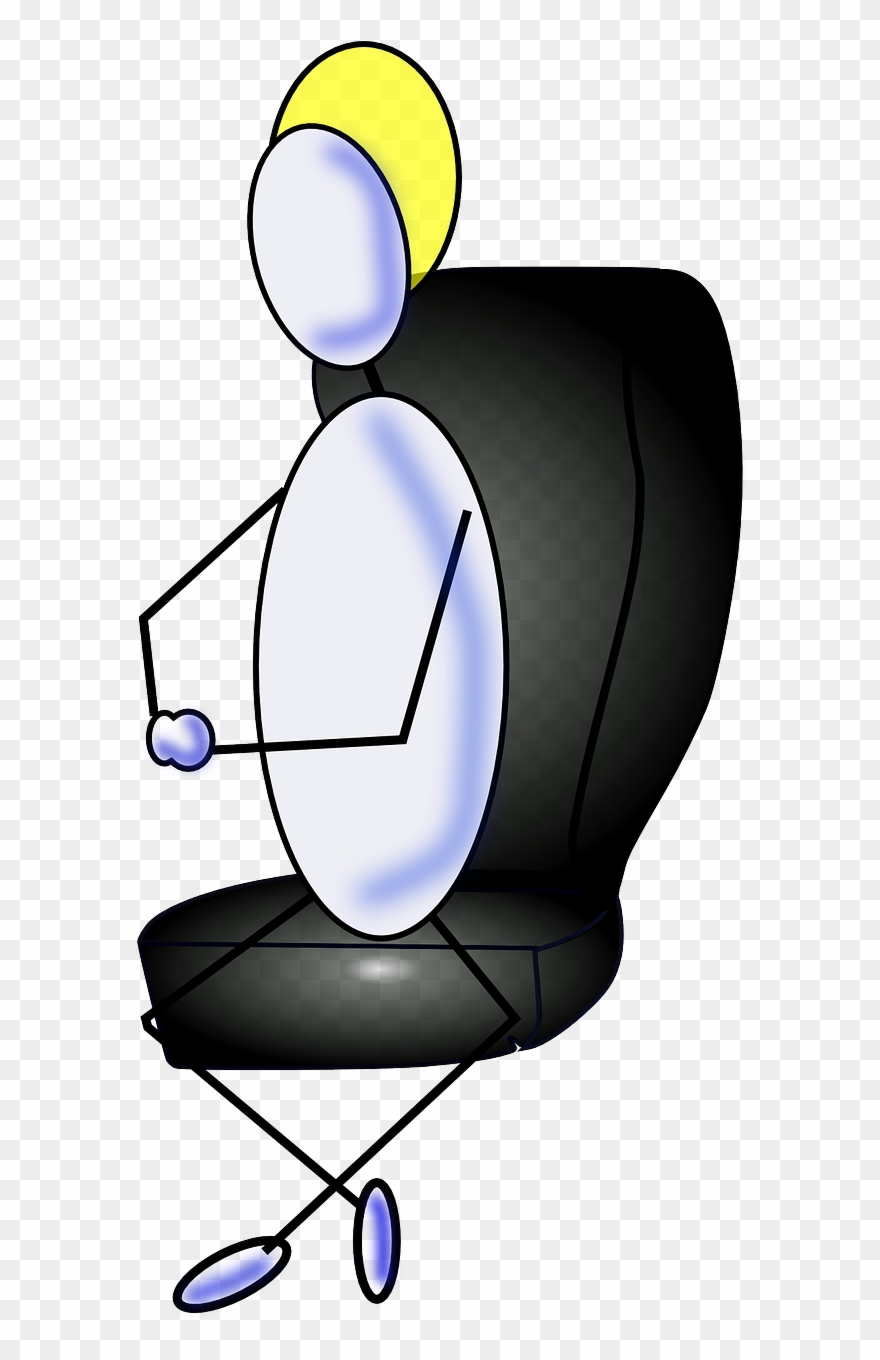 Manager Director Boss Chair Ceo Transparent Image Clipart.