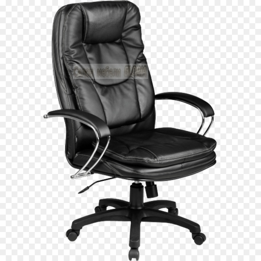 Office Desk Chairs Furniture png download.