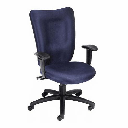Boss Ergonomic Adjustable Office Chair [B2007].