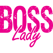 Boss Lady Women's T.