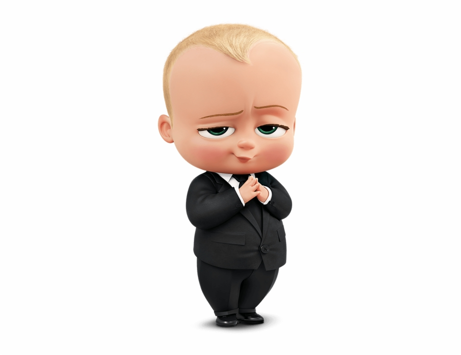 The Boss Baby Png File.