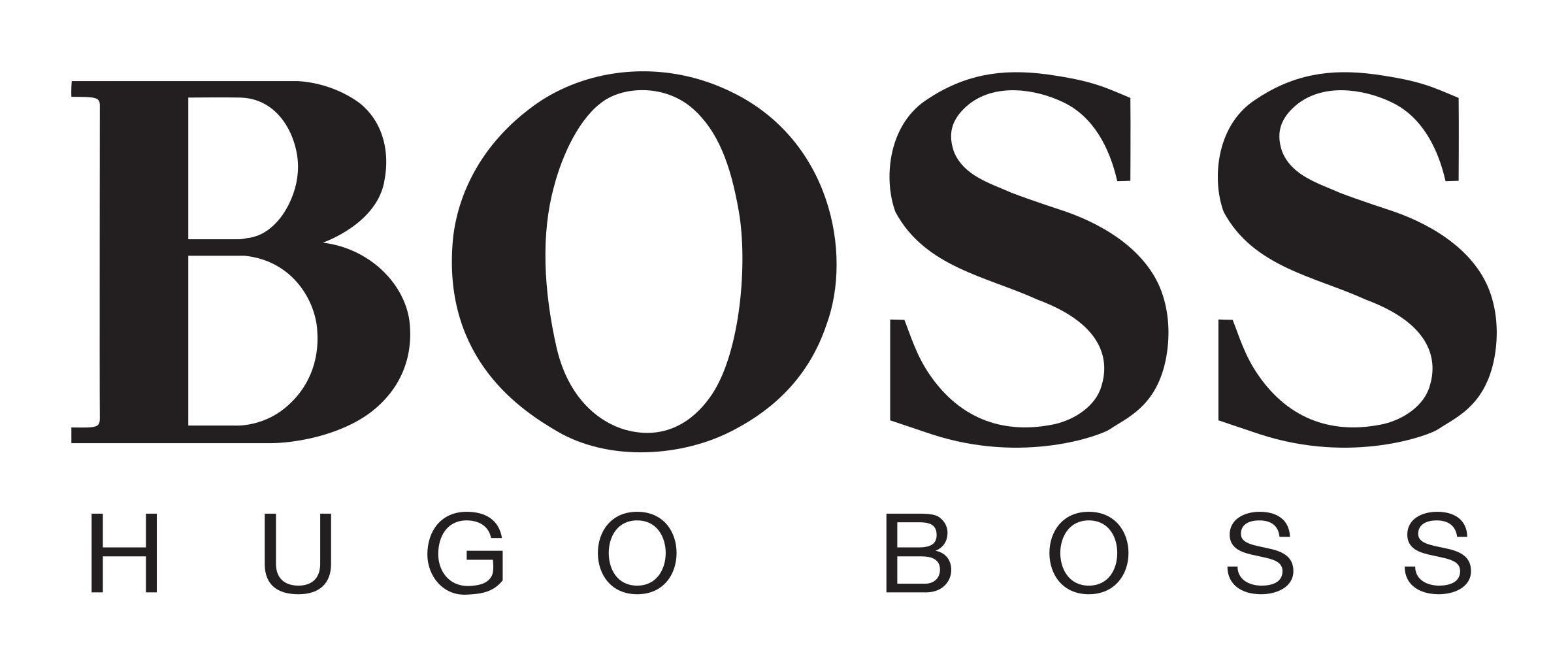 Hugo Boss Logo PNG Transparent & SVG Vector.