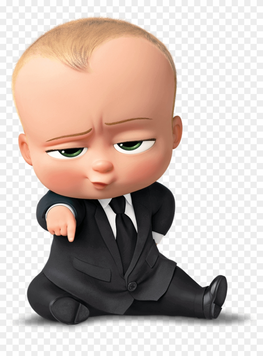 The Boss Baby Png Image Background.
