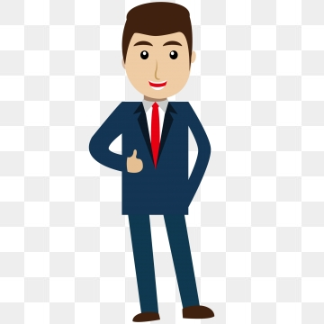 Businessman PNG Images.