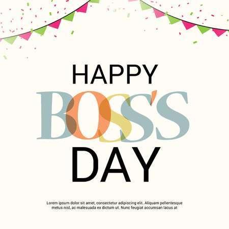 Happy bosses day clipart 2 » Clipart Portal.