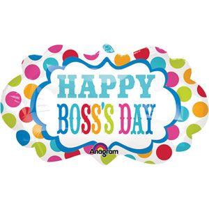 Boss Day Clipart.
