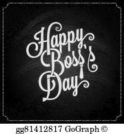 Boss Day Clip Art.