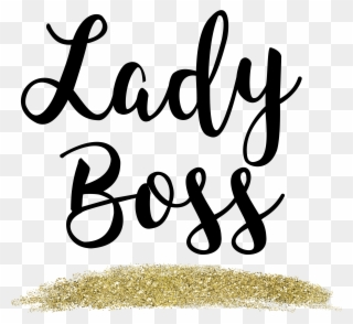 Boss Lady Crown Clipart (#584922).