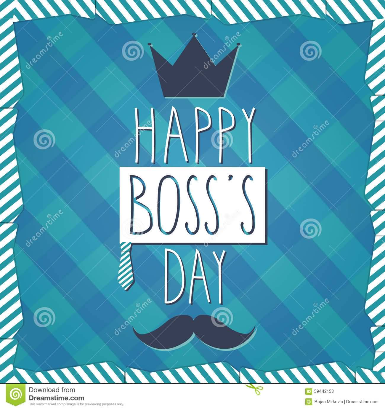 40 Most Beautiful Happy Boss Day 2016 Greetings Pictures And Images.