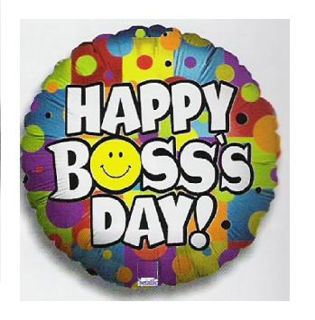 Happy Boss Day Clip Art Free.