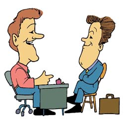 Probing Question: What should I call my boss?.