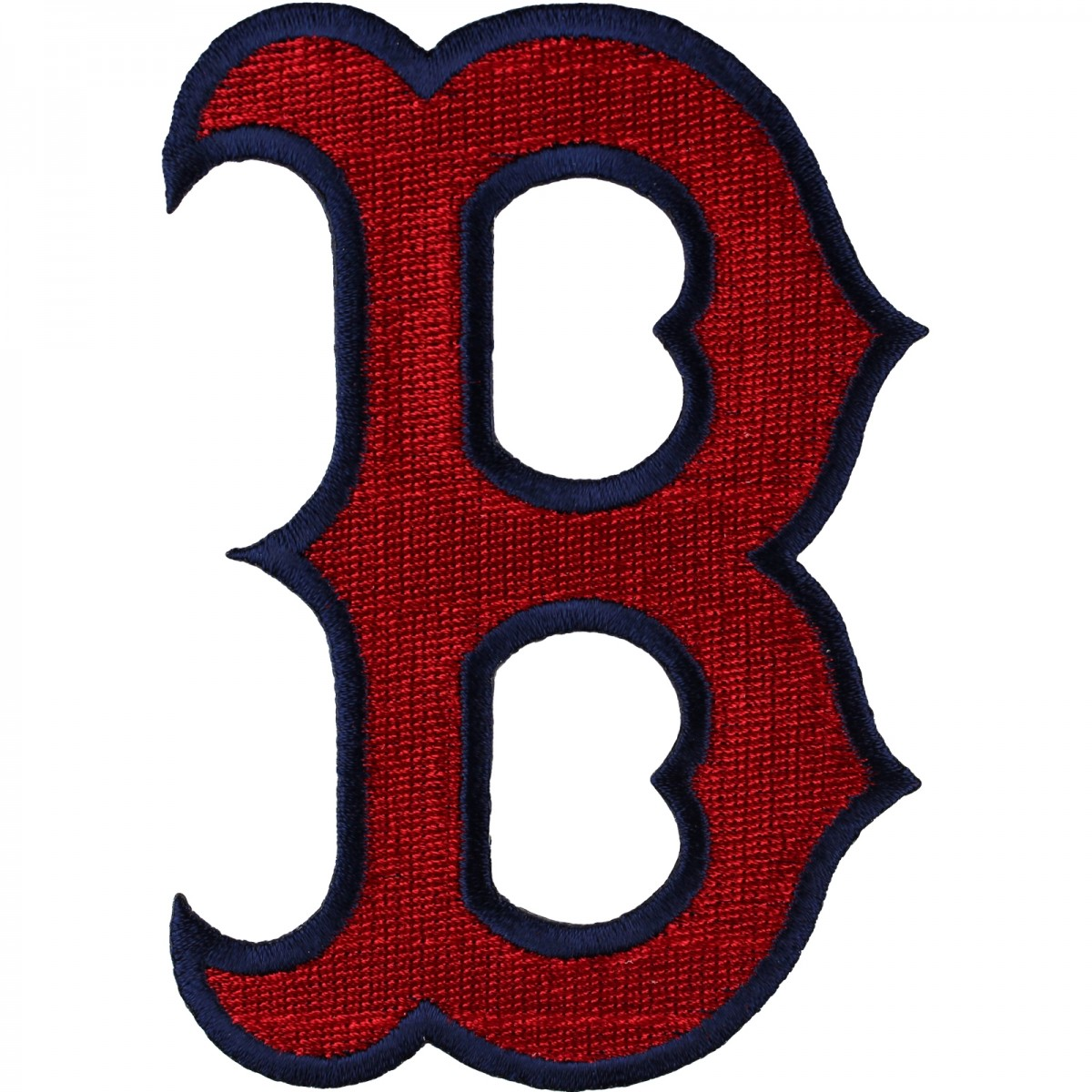 Boston Red Sox Secondary \'B\' Logo Patch.