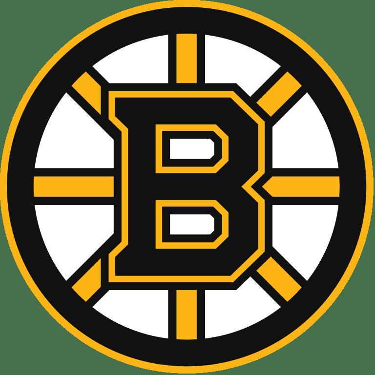 Boston Bruins Logo transparent PNG.
