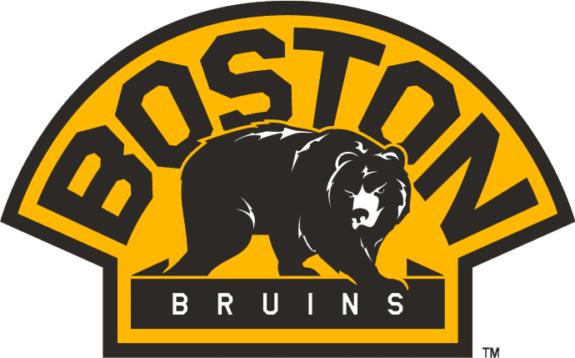 Boston Bruins Logo History.