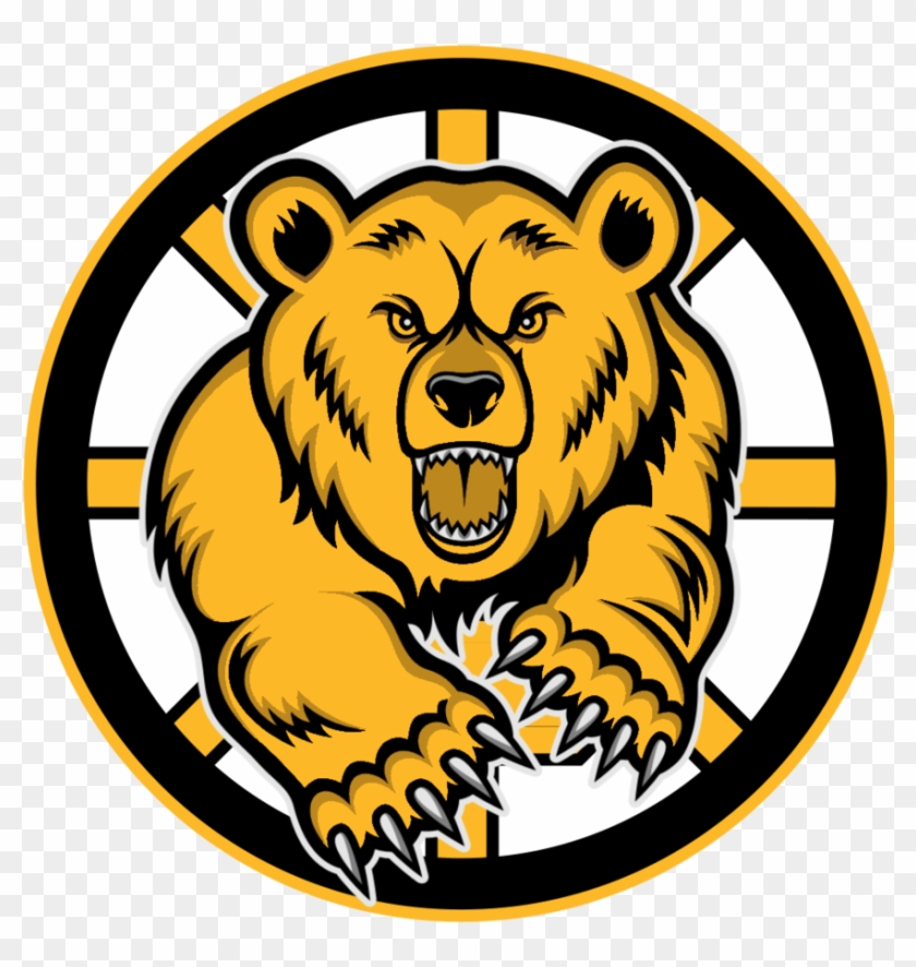 First Custom Boston Bruins Logo By Nhlconcepts.