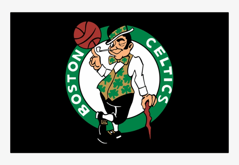 Boston Celtics Logos Iron Ons.
