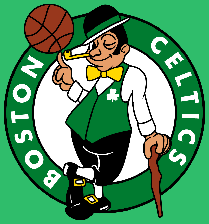 Boston Celtics logo tweak by CrownCorvus.