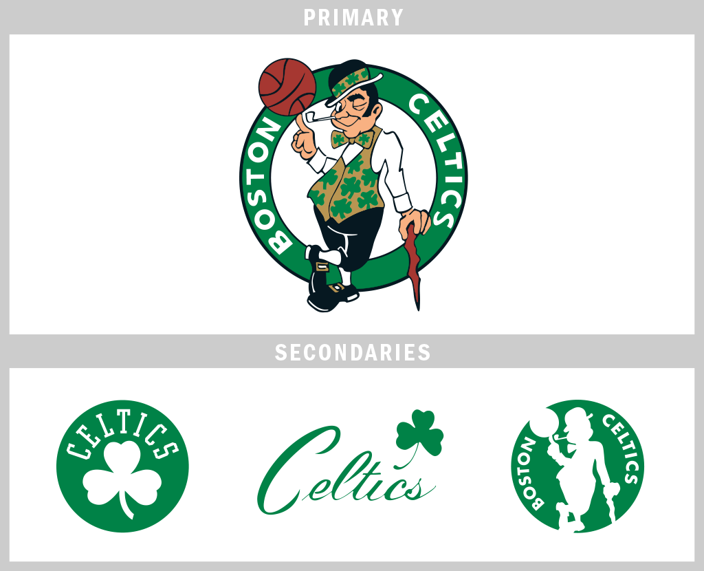 Boston Celtics Announce New Alternate Logo.