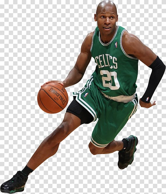 Ray Allen Boston Celtics Basketball player Sport, ray transparent.