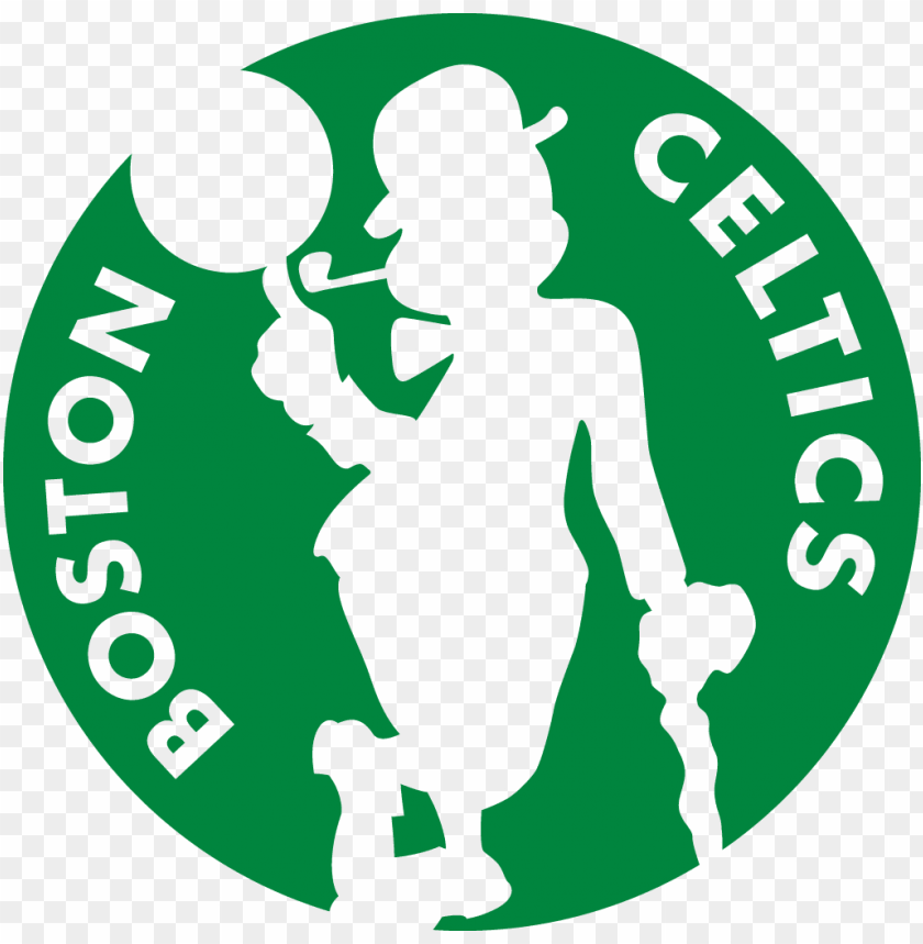 boston celtics logo PNG image with transparent background.