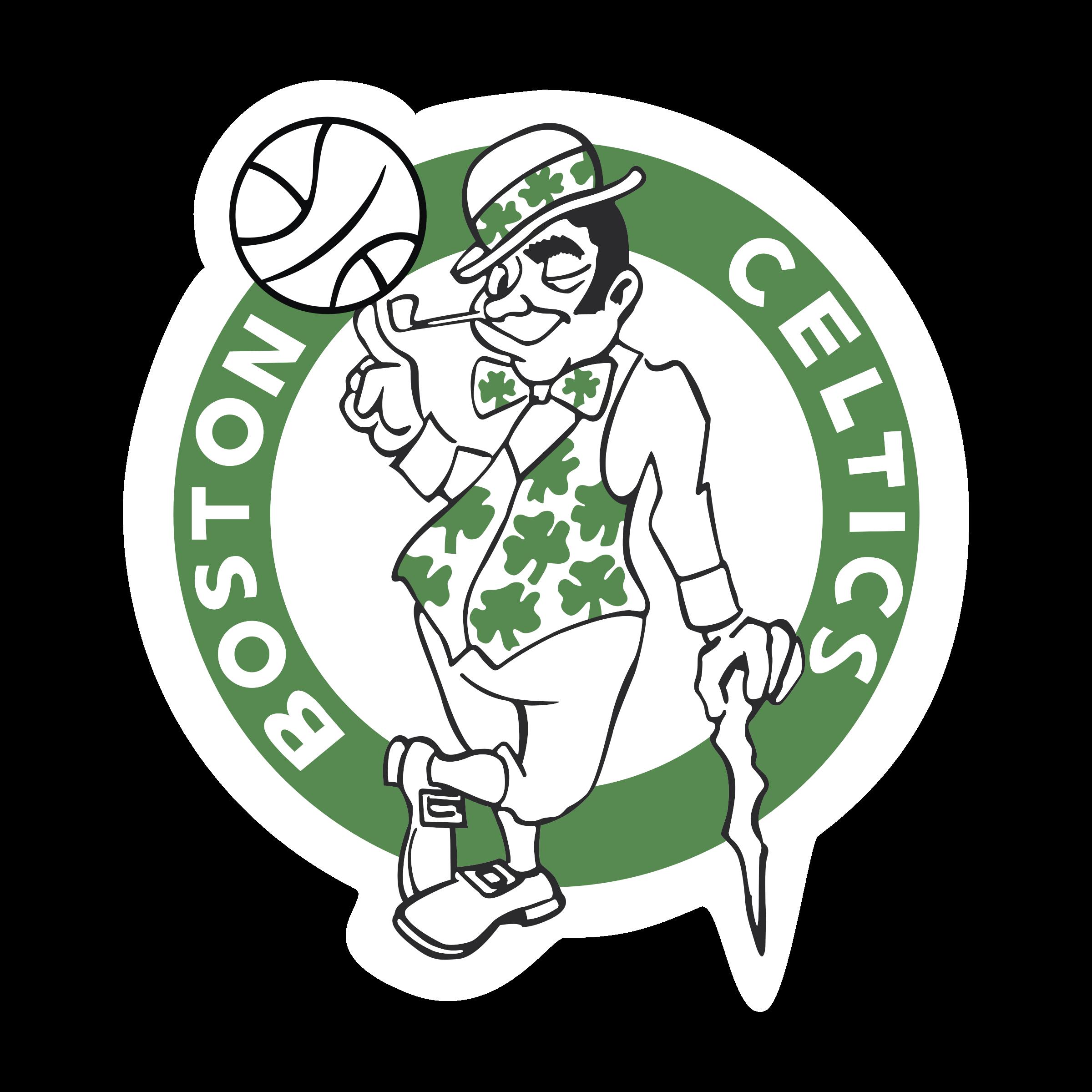 Boston Celtics Transparent PNG.