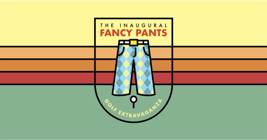 The Fancy Pants Golf Extravaganza for Boston Children\'s.