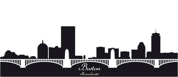 Boston Bridge Illustrations, Royalty.