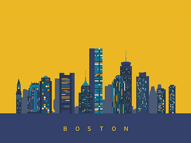 Best Boston Illustrations, Royalty.