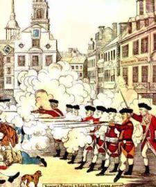 Boston Massacre History.