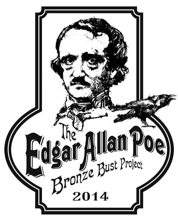 Edgar Allan Poe Bust Coming to Boston Public Library's Abbey Room.