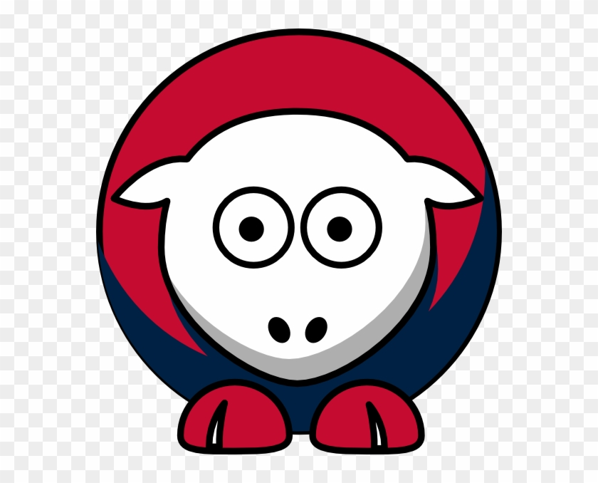 Sheep Boston Red Sox Team Colors Clip Art At Clker.