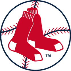 Boston Red Sox Primary Logo.